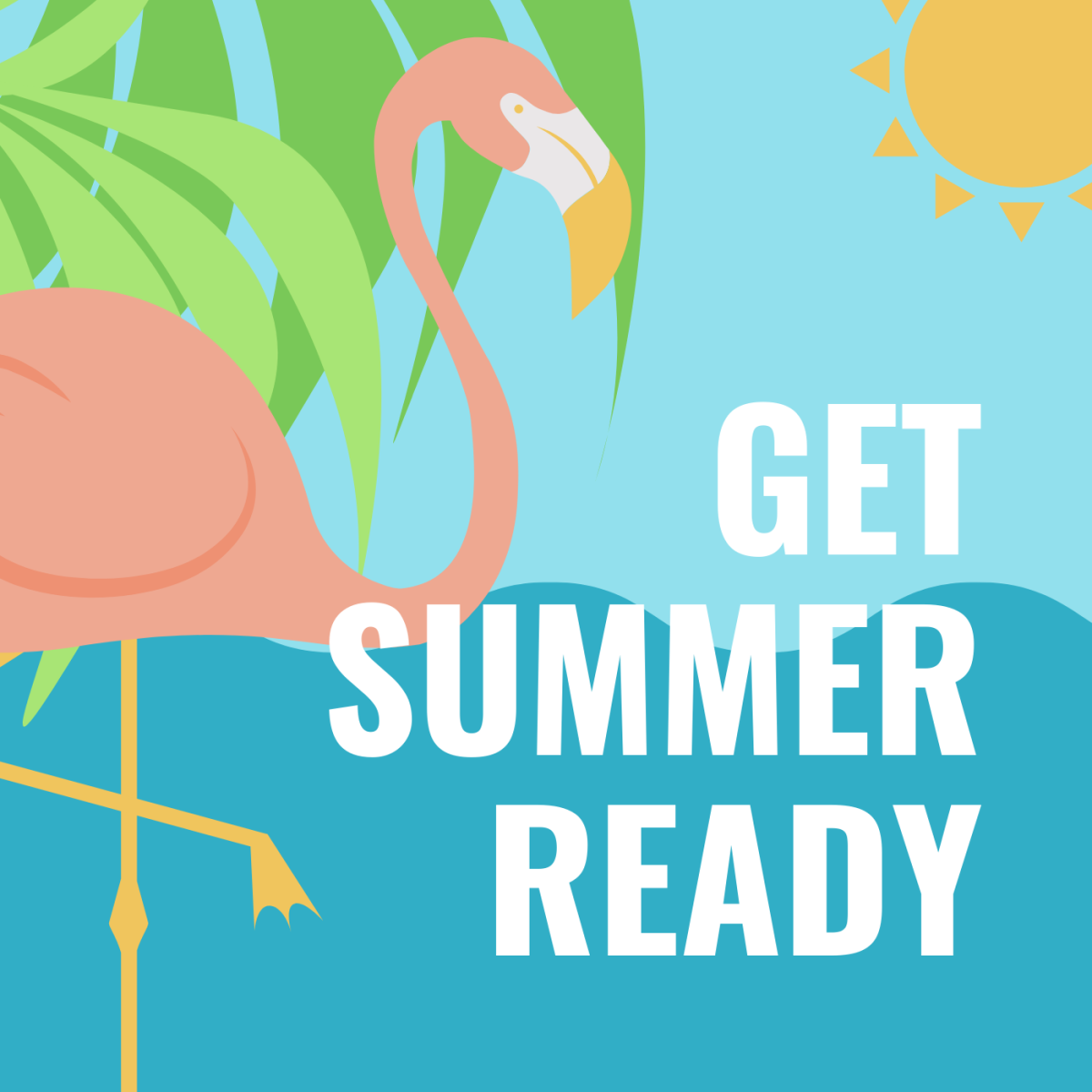 Use these 4 easy tips to get your pool sparkling and ready for summer.