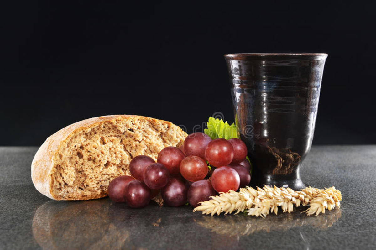 Holy Communion Can Be Taken in Private at Home and No One Can Intefere
