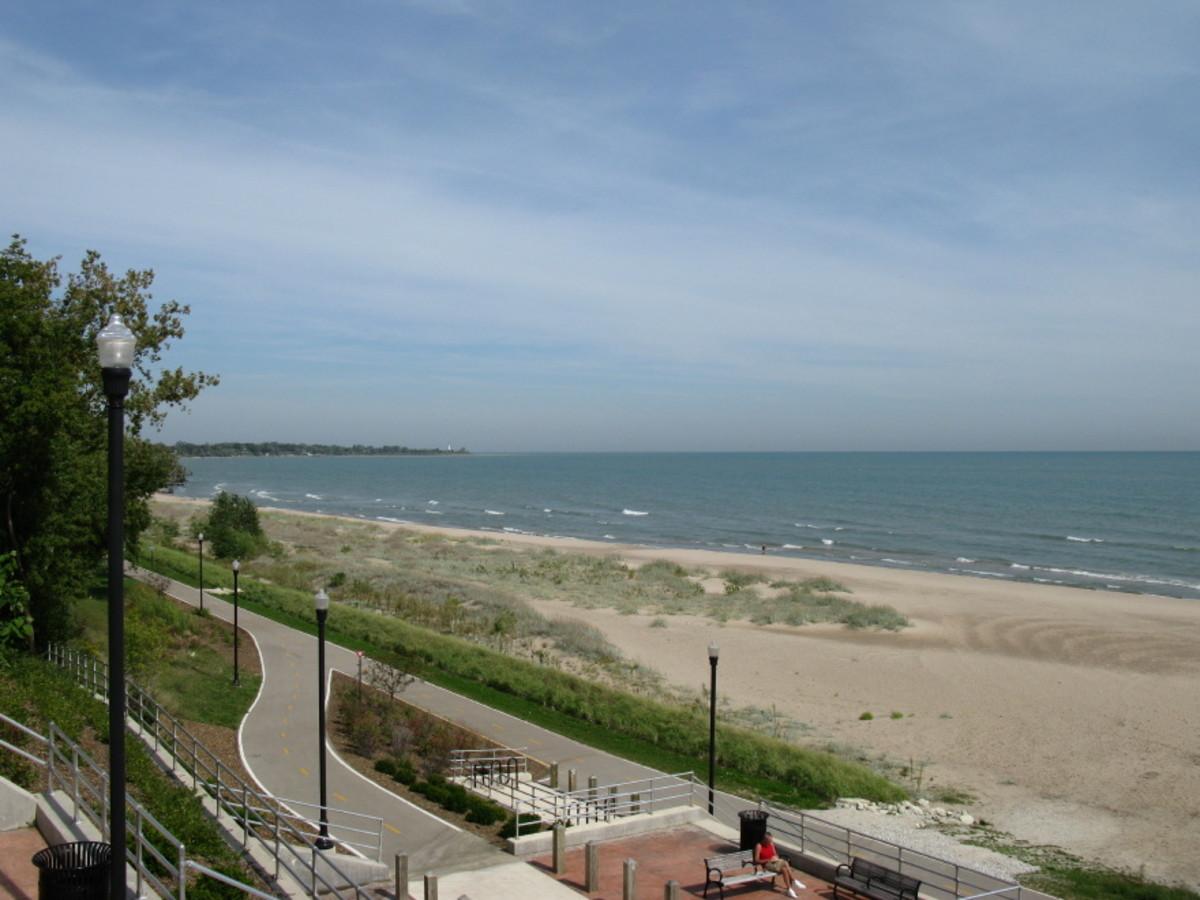 Racine Wisconsin Shoreline