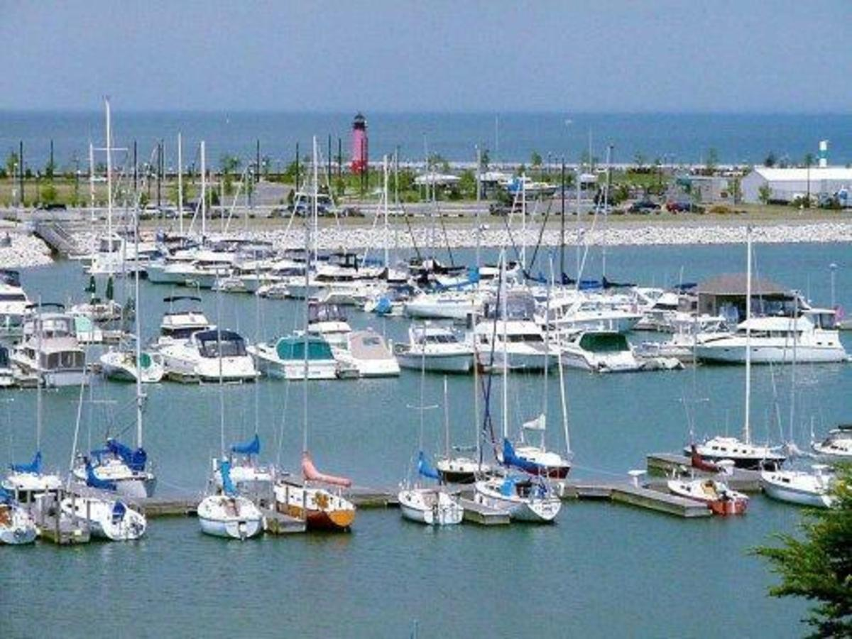 Harbor View of Racine, Wisconsin