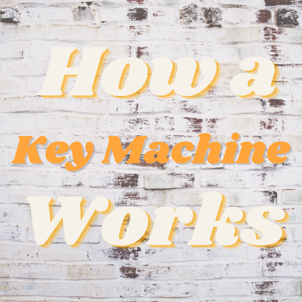 Learn how a key machine operates and how it accurately cuts keys