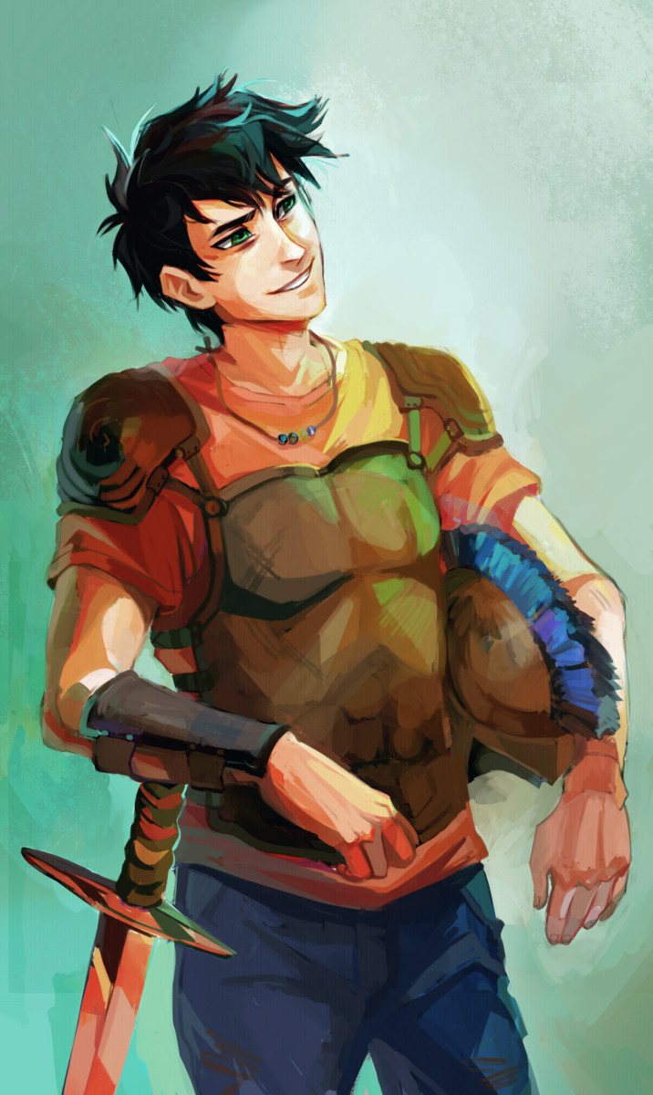 5 Reasons Why You Should Read Percy Jackson and the Olympians