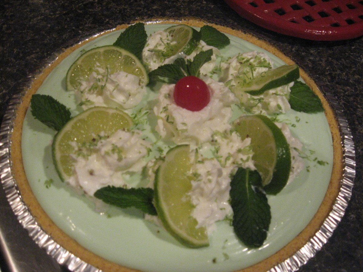 Add mint leaves, if you like!
