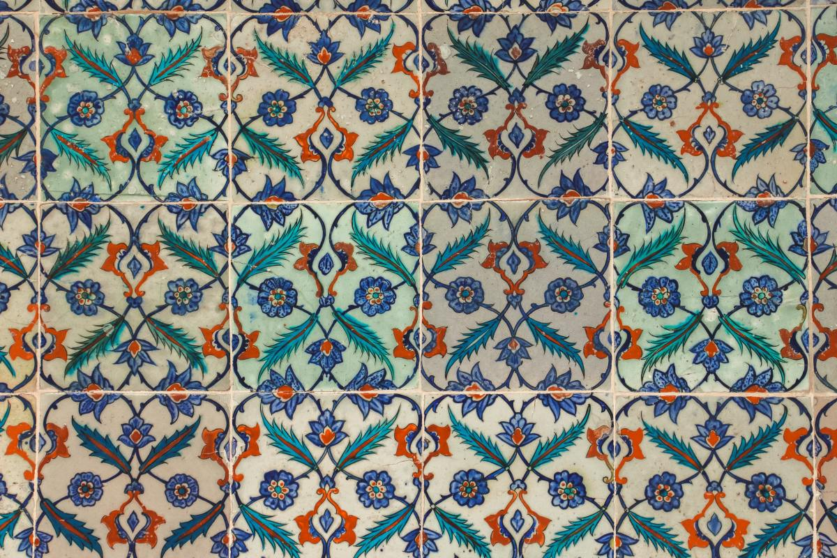 Tile is so versatile.