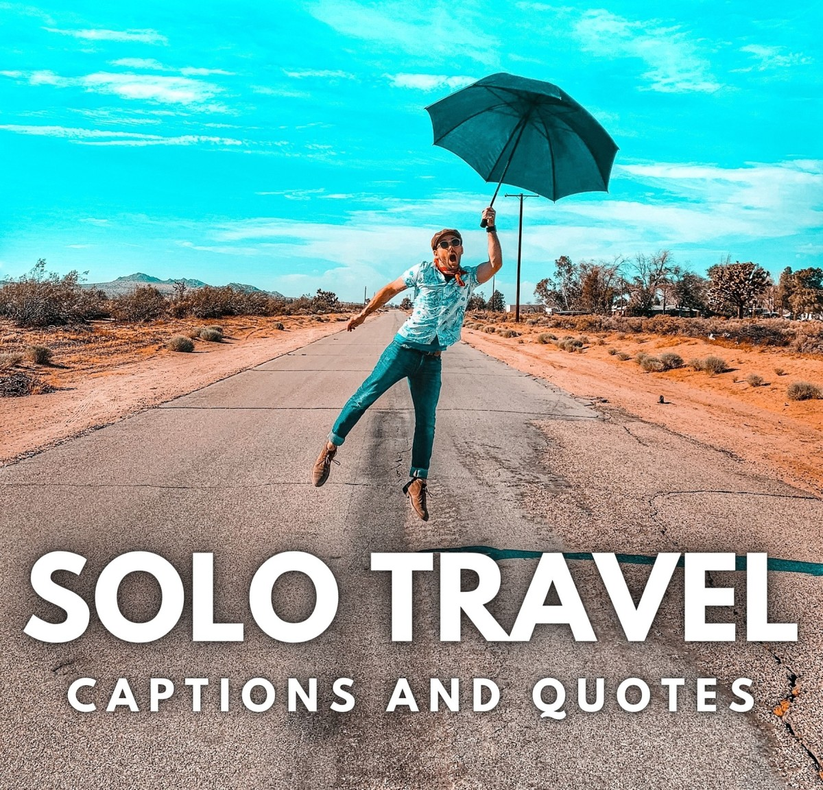 150+ Solo Travel Quotes and Caption Ideas for Instagram