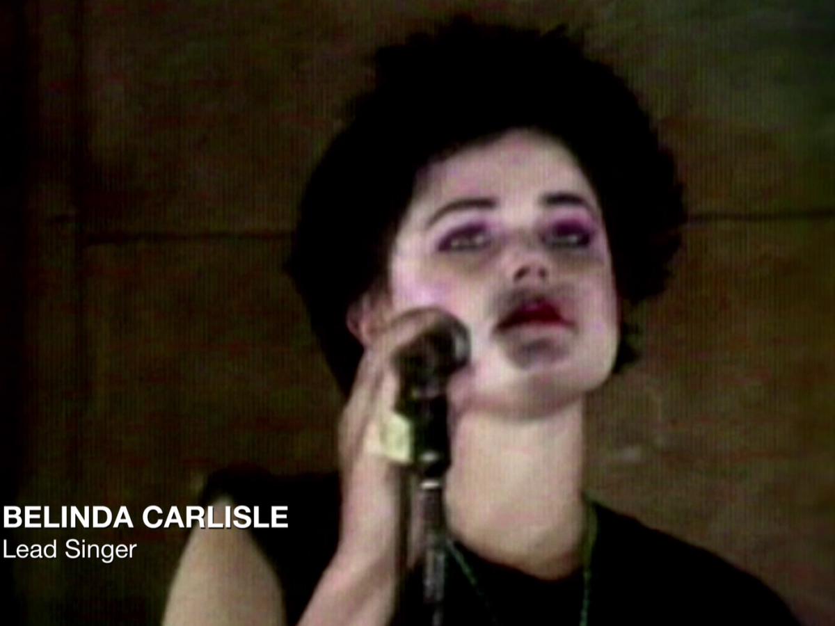 Belinda Carlisle, 1979