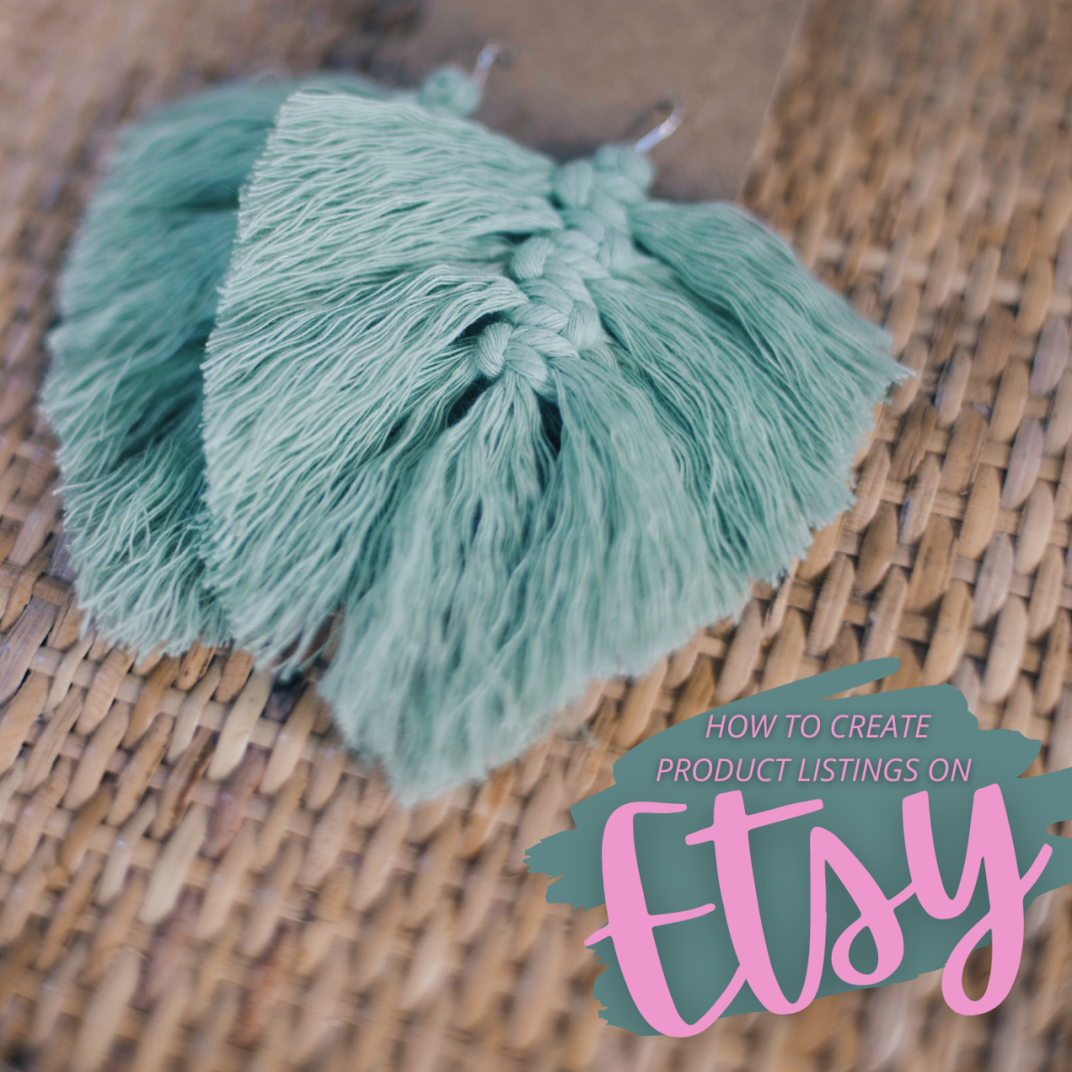 Learn how to make your Etsy products sell by creating effective listings.