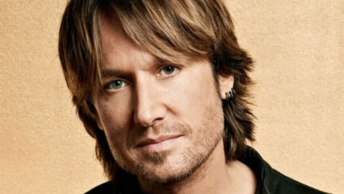 Keith Urban List of Top 10 Hit Songs
