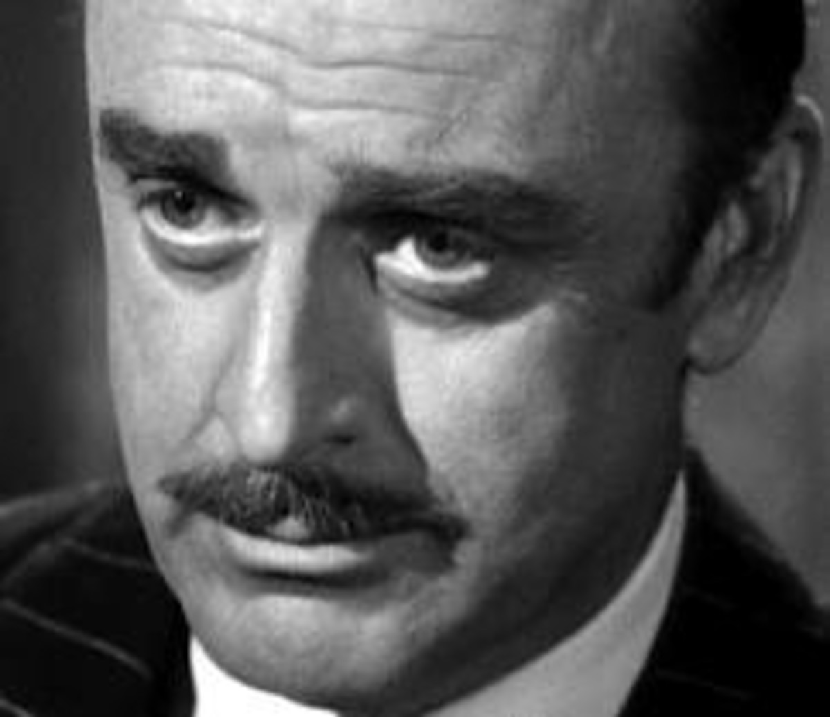 actor, John Dehner