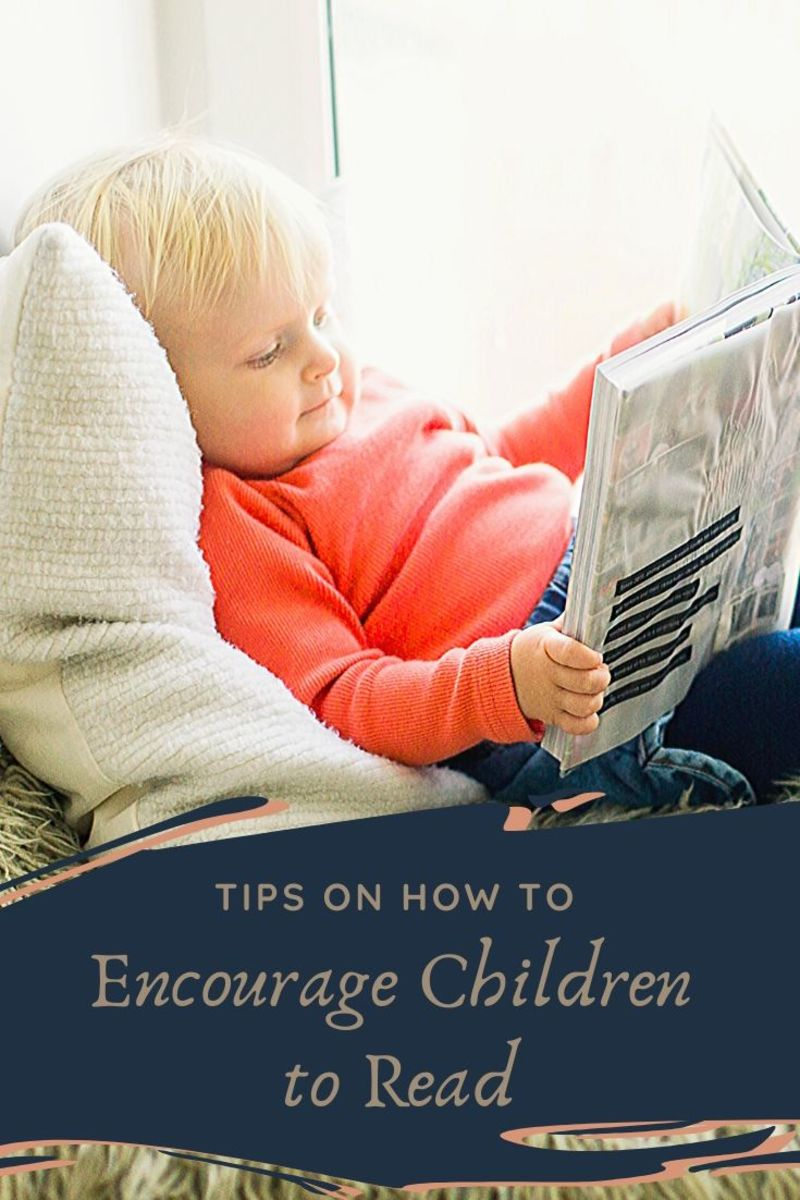 Tips on How to Encourage Children to Read