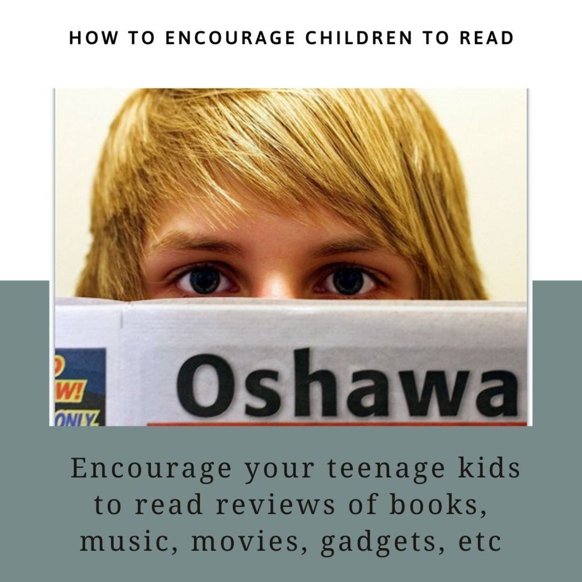 Get your teens to read reviews is another great way to encourage reading amongst teens