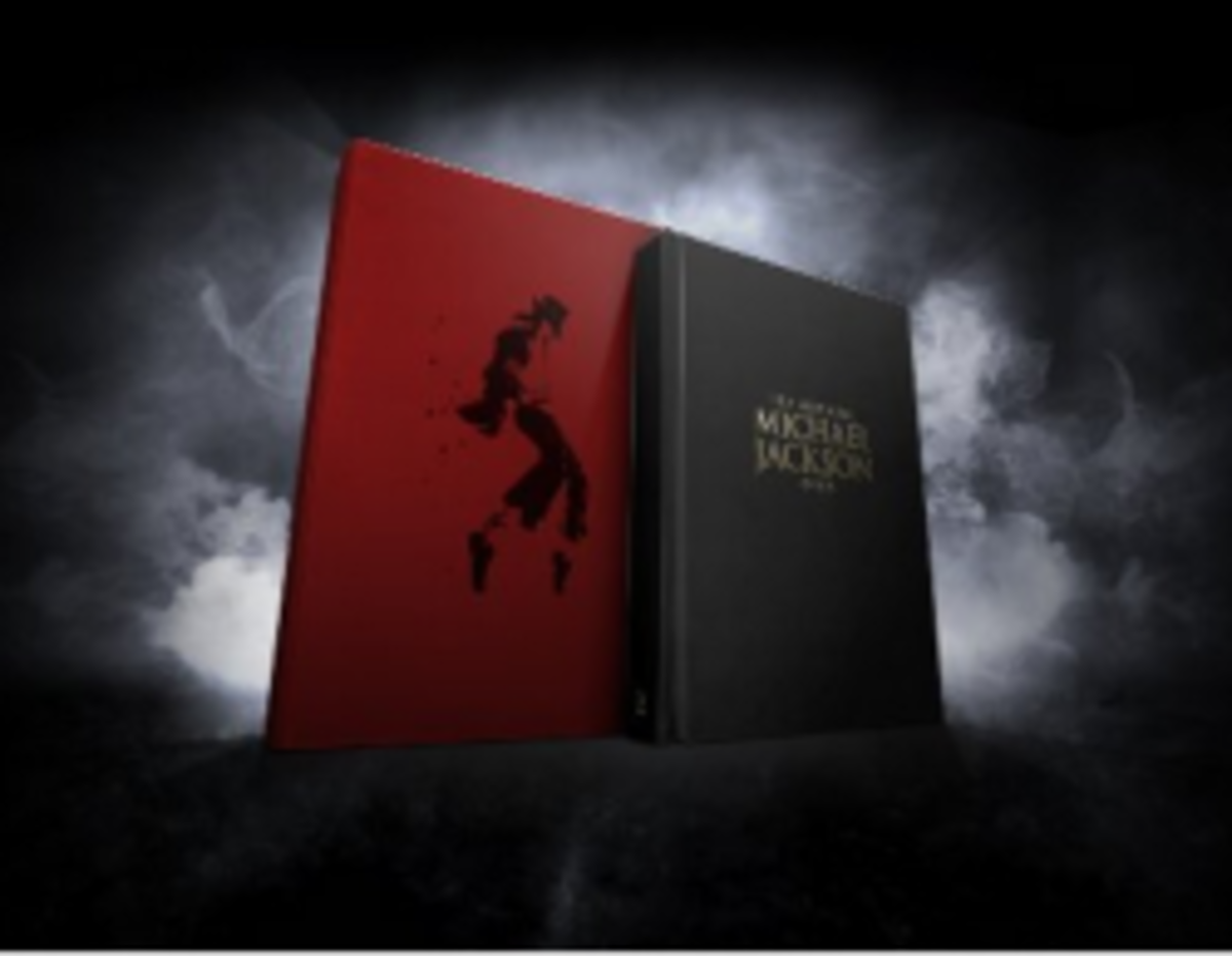The Michael Jackson Opus Book