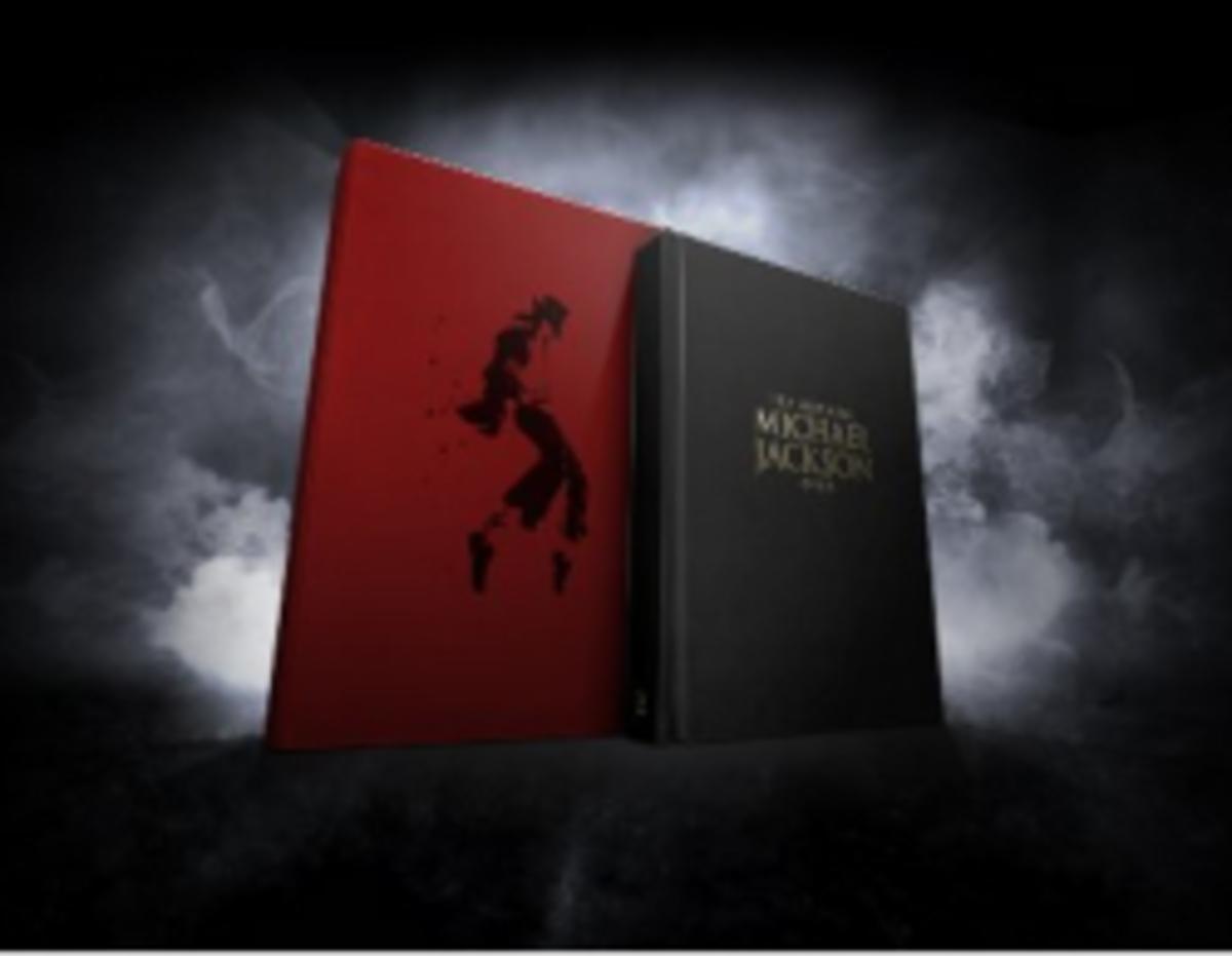 The Michael Jackson Opus Book