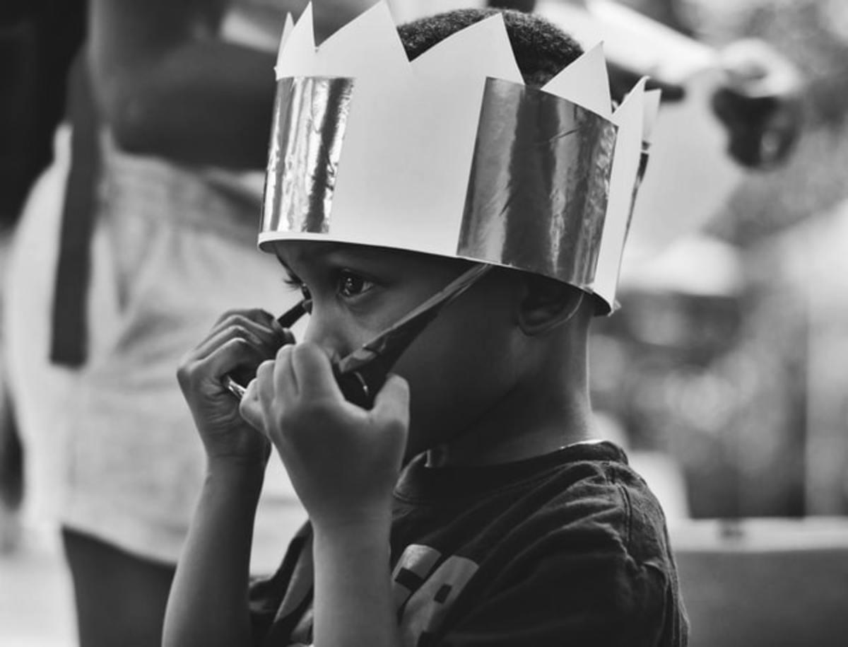 Thankfulness Project: Stewards not Kings