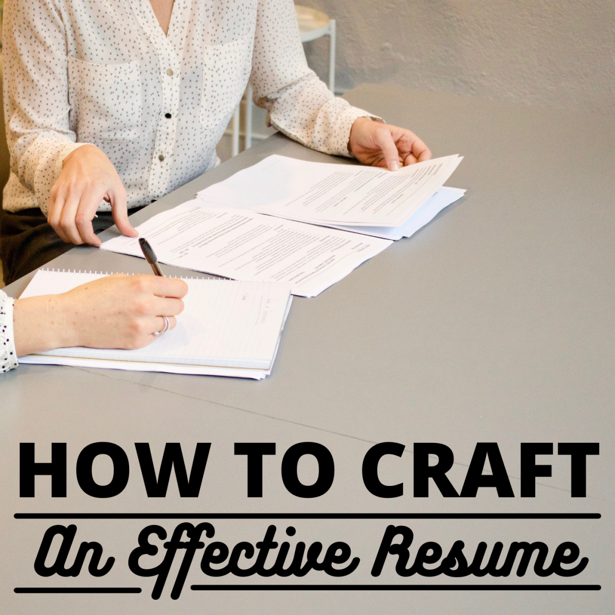How to Write a Killer Resume That Will Make You Stand Out