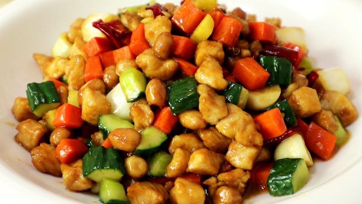 Kung Pao Chicken -- Shandong cuisine
