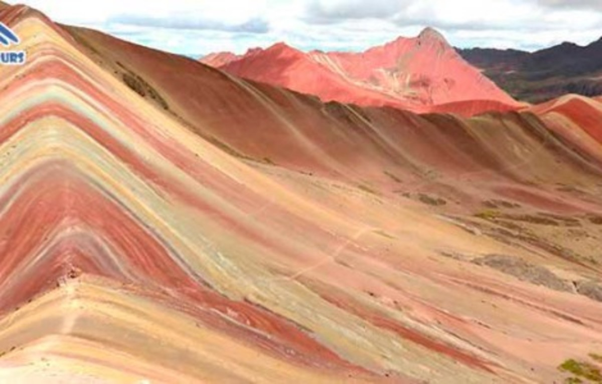 Rainbow Mountain Peru Vinicunca