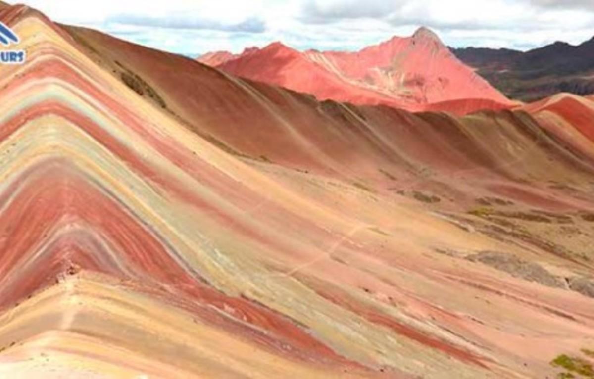 Rainbow Mountain Peru Vinicunca