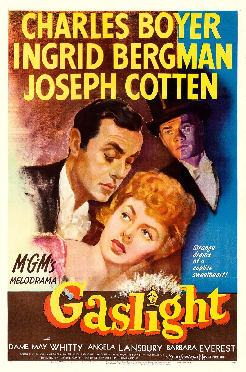 Be Driven Mad Watching Gaslight