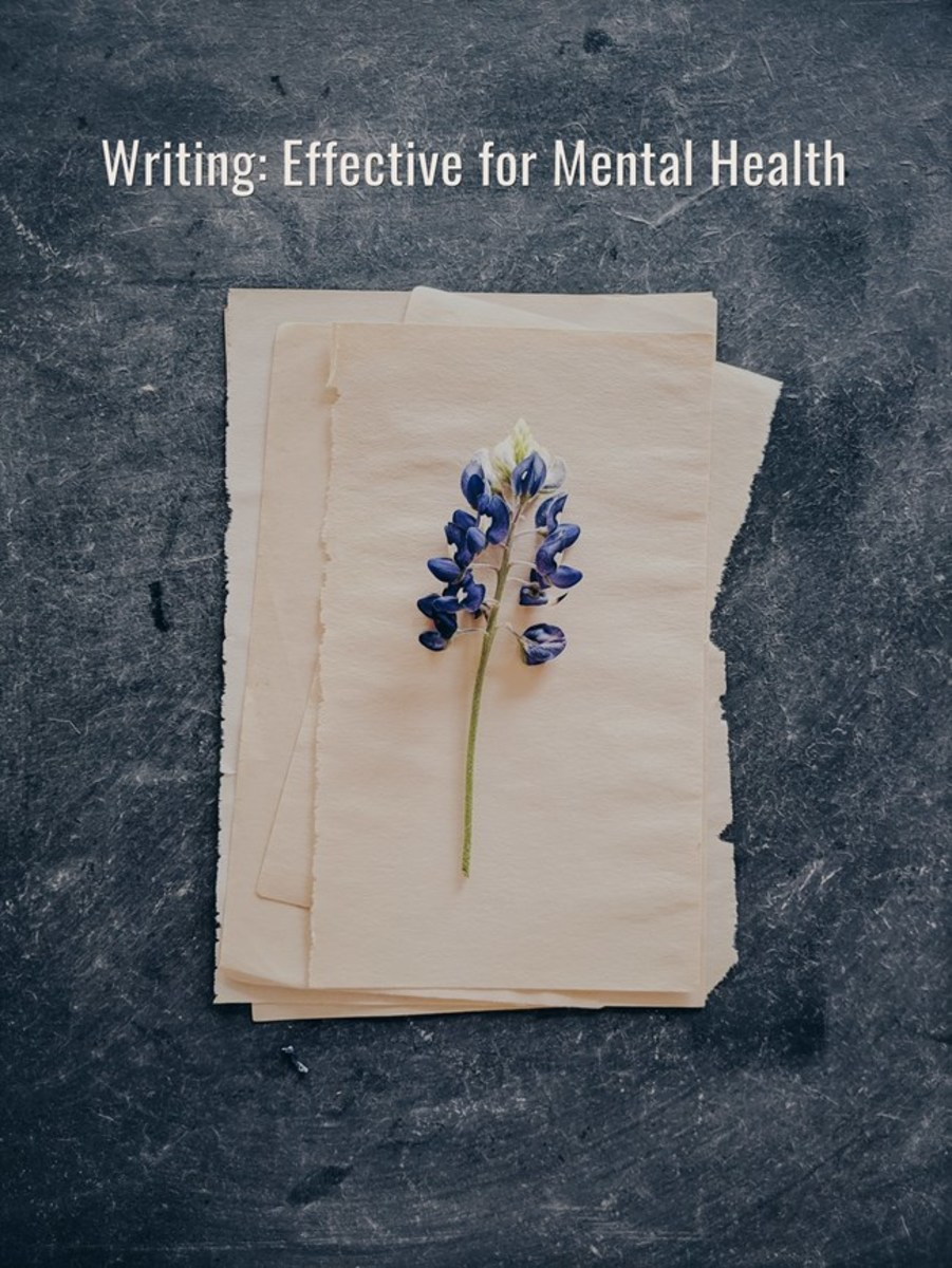 Improve Your Mental Health By Writing