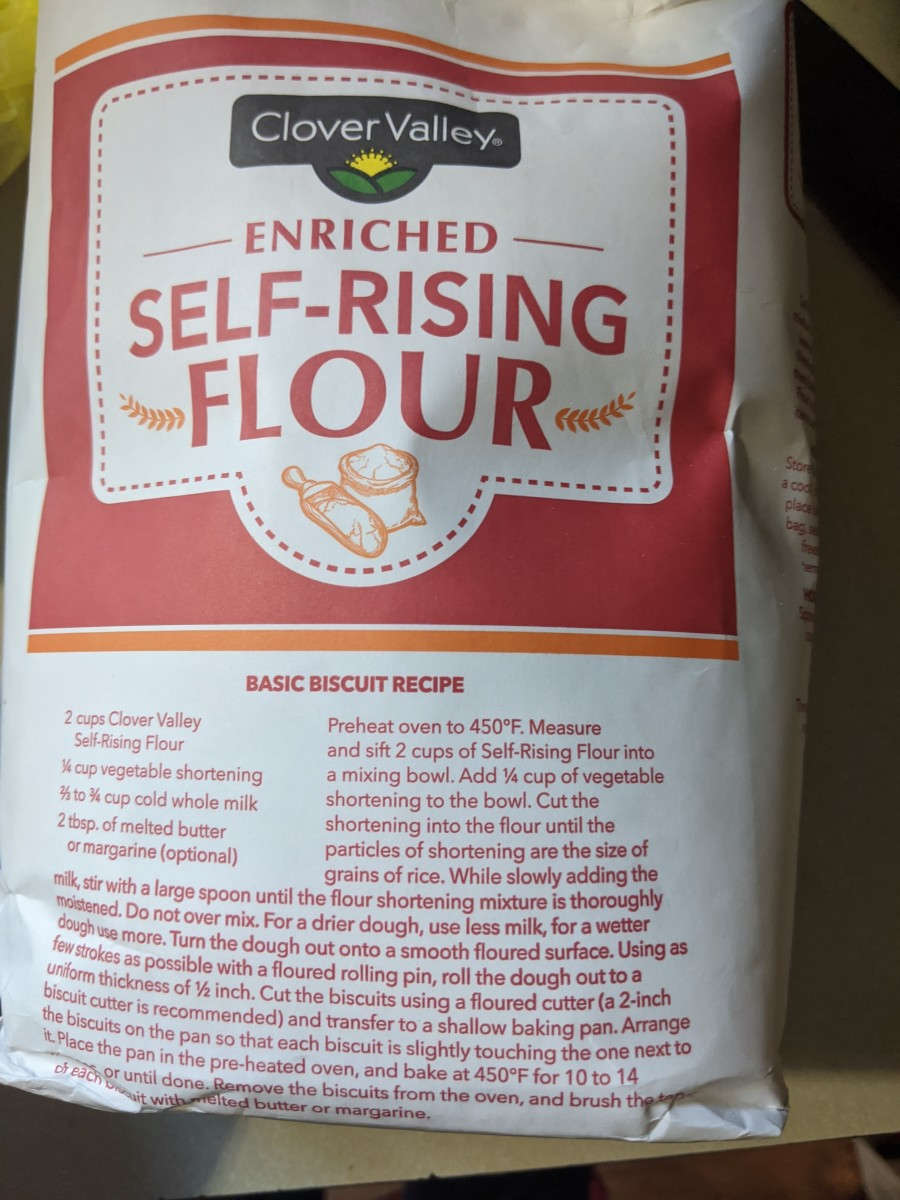 biscuits-from-self-rising-flour