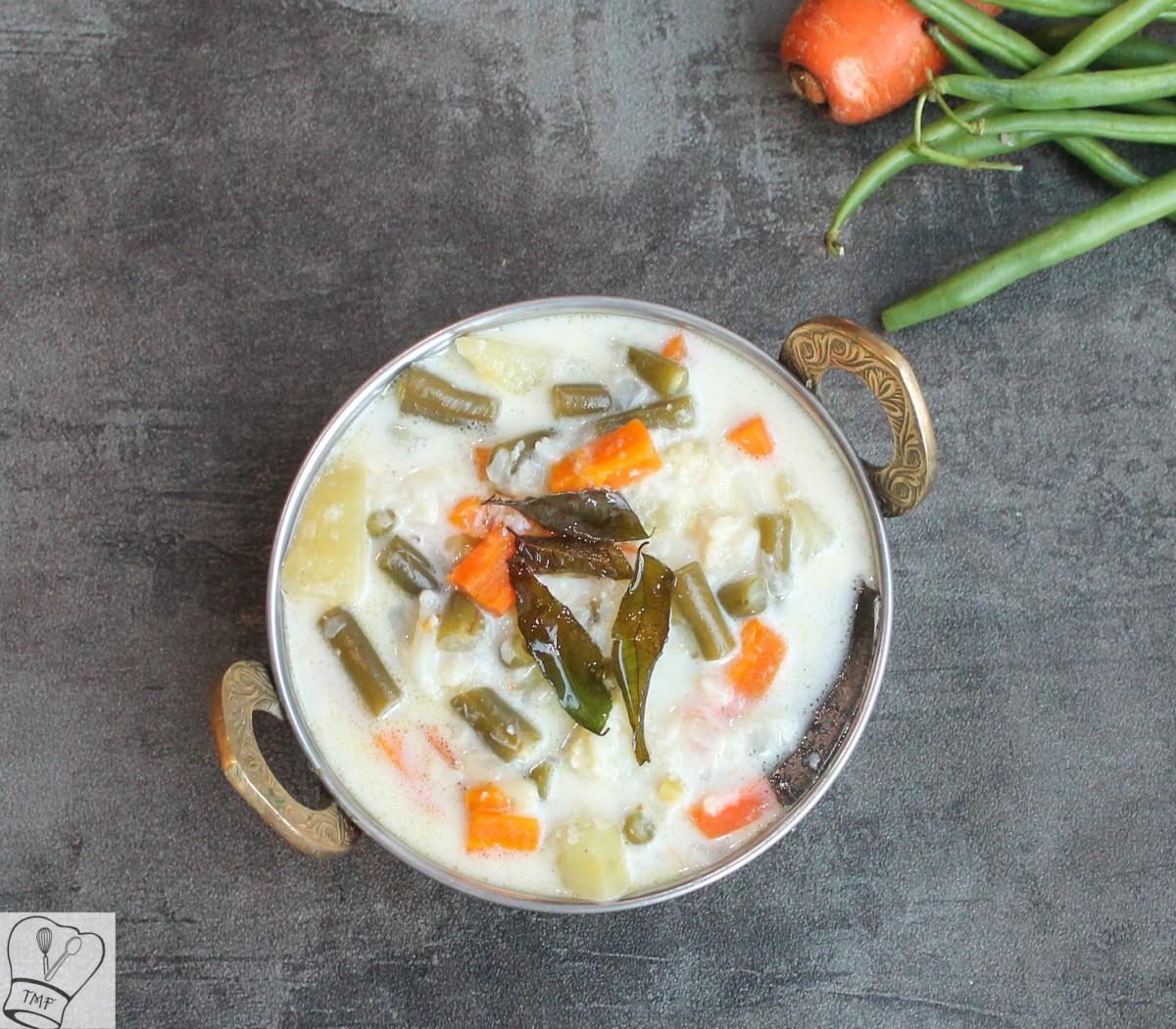 Ishtu, Kerala stew