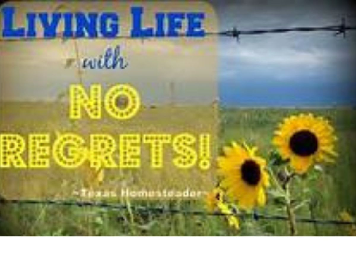 how-do-you-stop-living-in-regrets