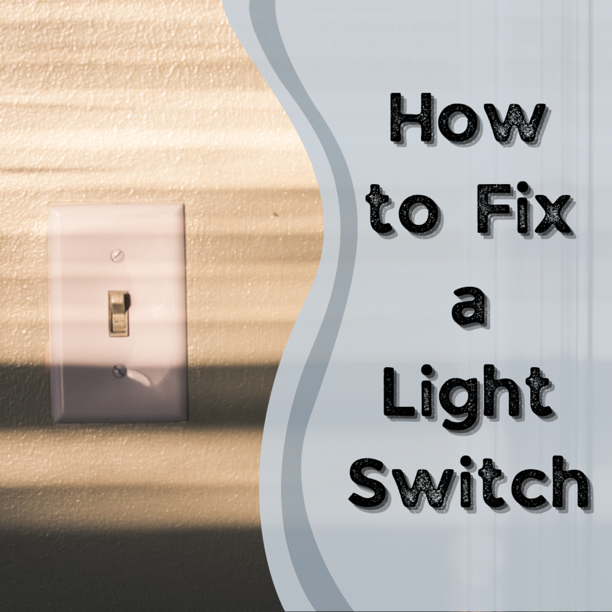 This article will guide you step-by-step through the process of fixing or replacing different light switches