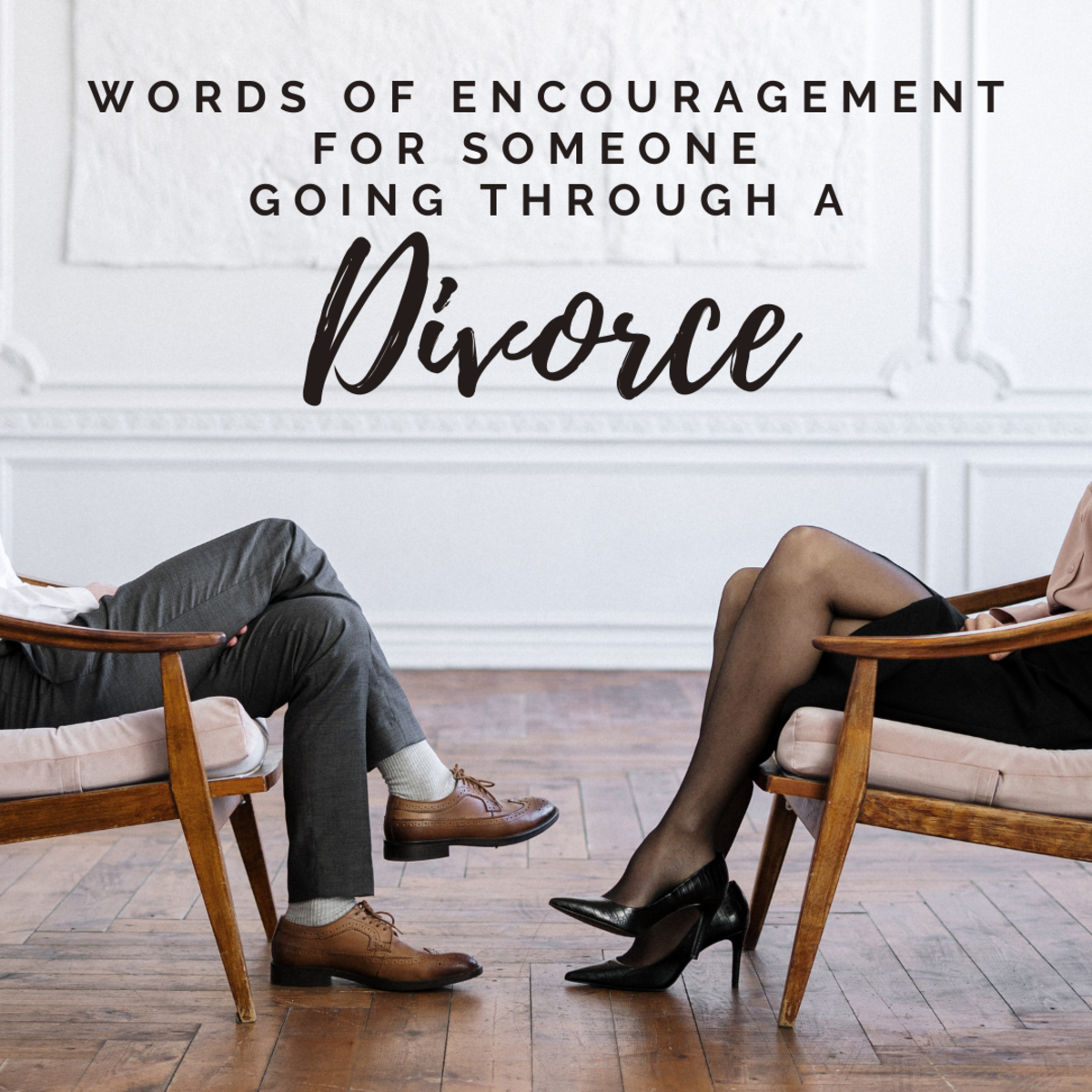 Finding the right words to say to someone who is going through a divorce or separation can be a challenge—here are some ideas to inspire you to come up with your own comforting and thoughtful comments.