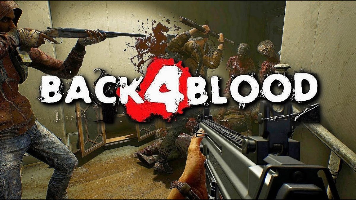 """The creators of Left 4 Dead are Back 4 Blood!!!"""""""