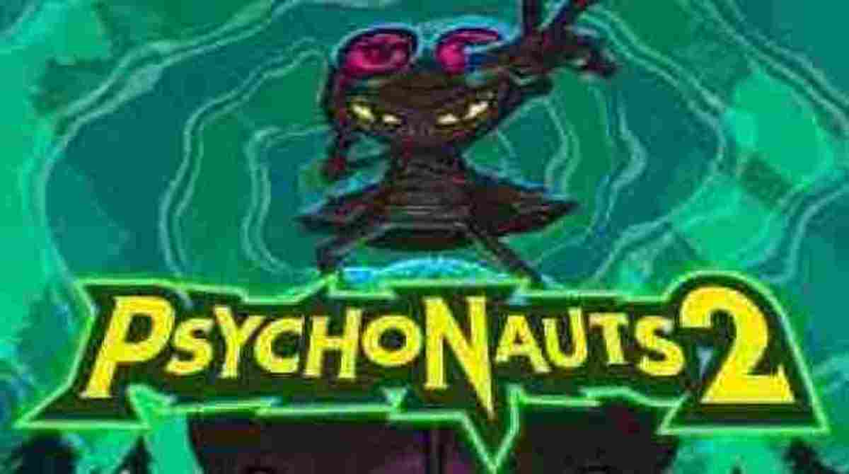 Time to get psyched for Psychonauts!
