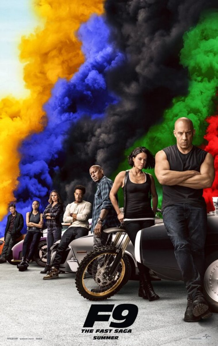 Ranking the Fast and Furious Movies 6 Through 782 by Their Fast-Ness and Their Furious-Ness.