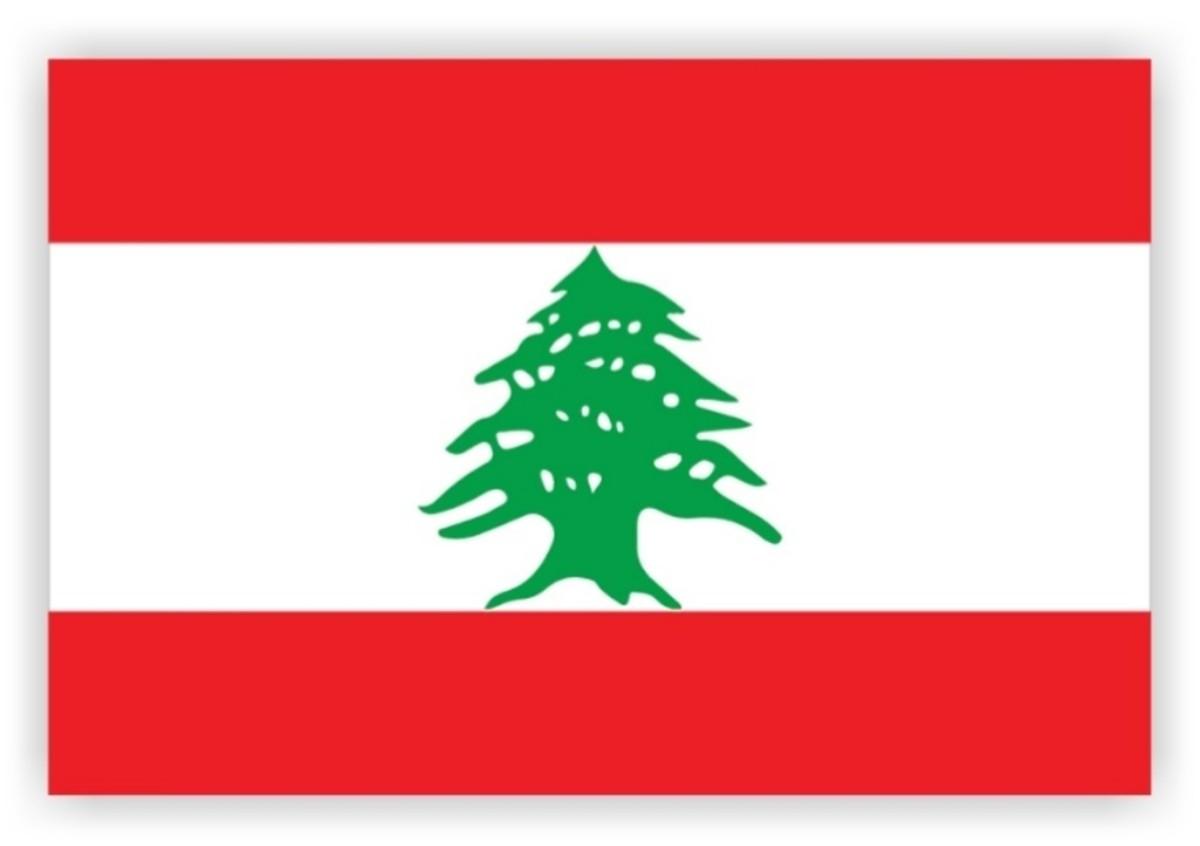 Banner of Lebanon