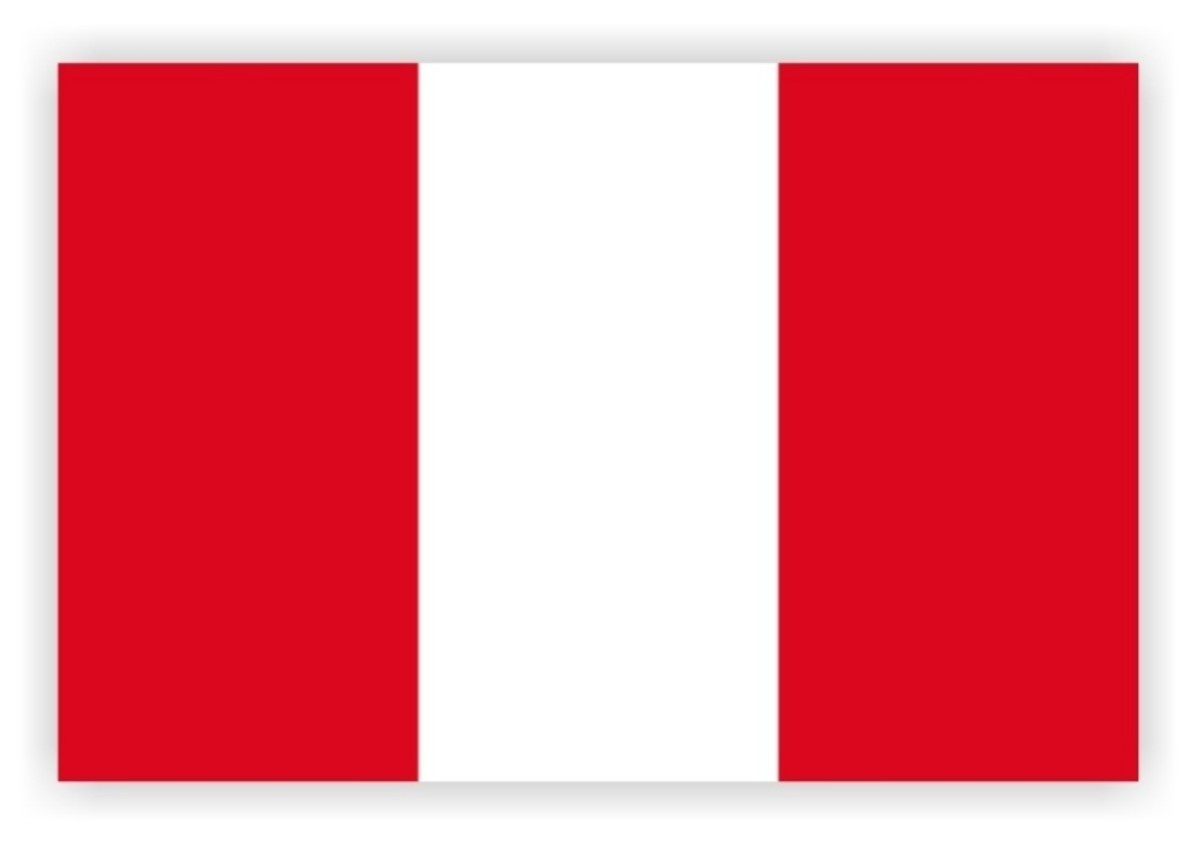 Banner of Peru