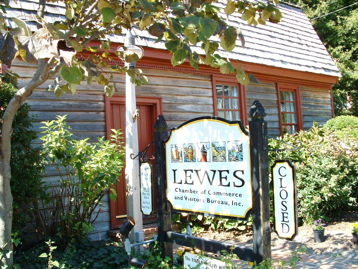 A Photo Tour of Historic Lewes Delaware