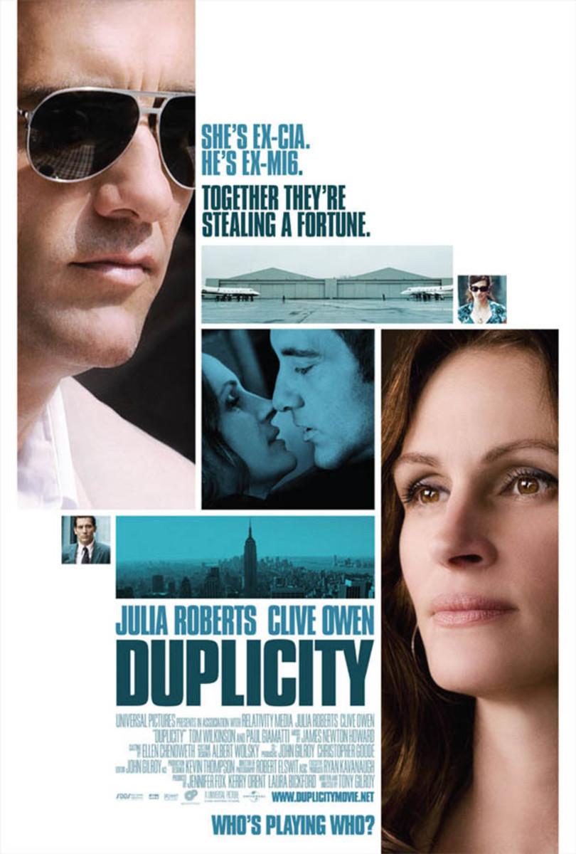 Should I Watch..? Duplicity