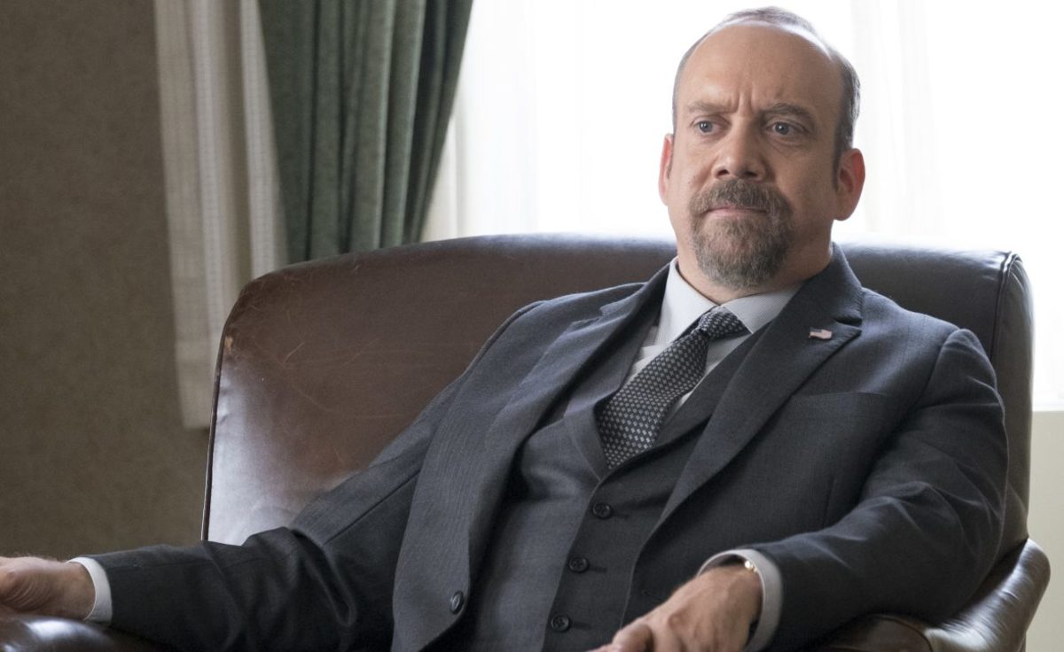The always enjoyable Paul Giamatti (seen here in the TV series 'Billions') appears as a scheming CEO who sadly doesn't get enough screen time for my liking.