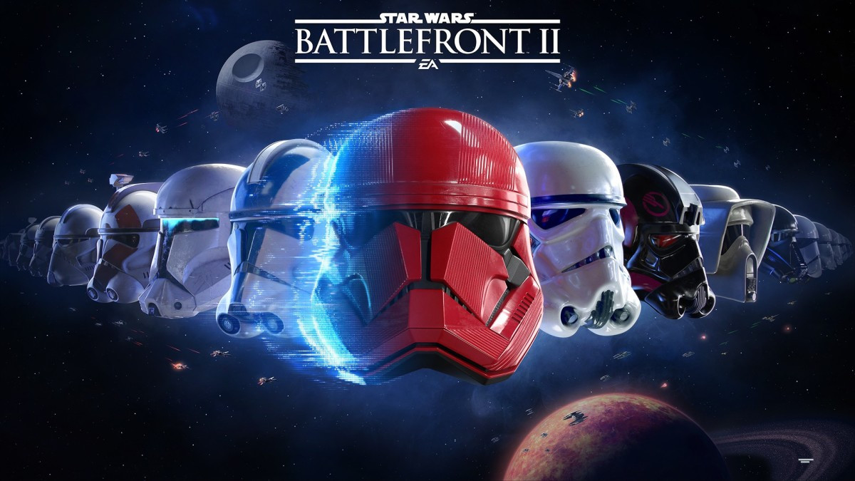 """There are so many heroes to choose from in """"Star Wars Battlefront II""""."""