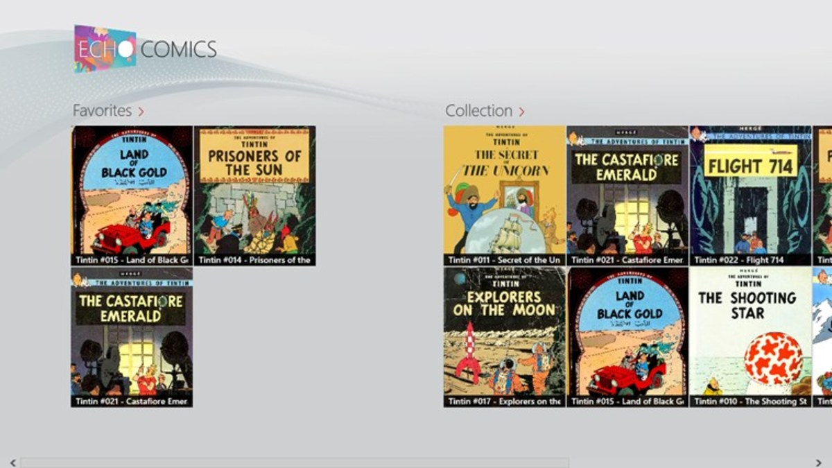 Echo Comics