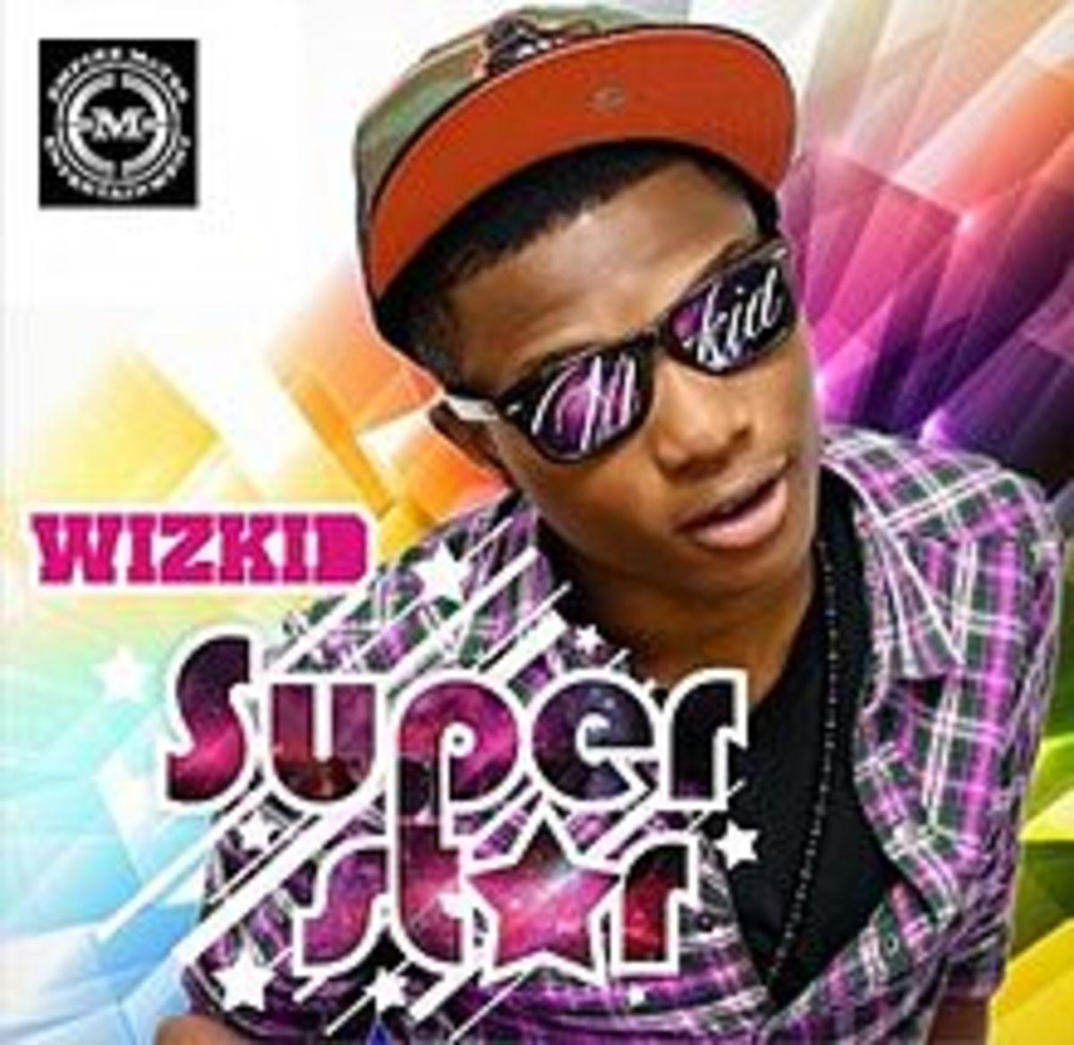 """""""Superstar"""" album cover"""