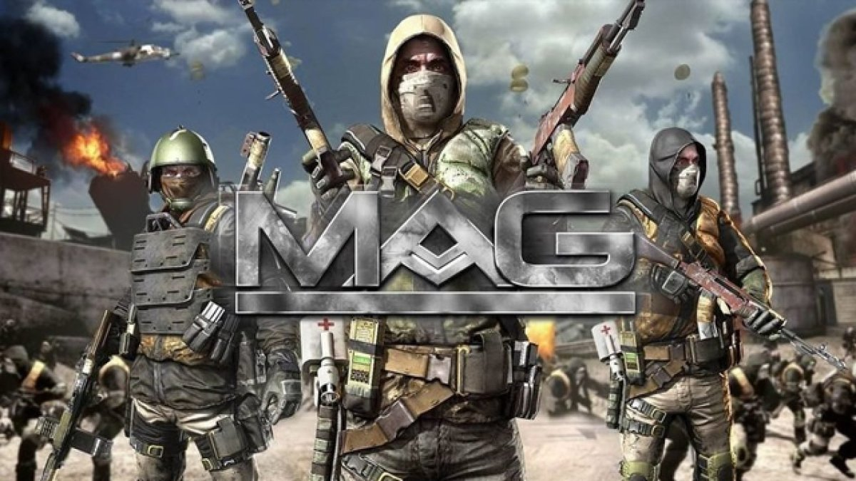 Get real-life combat experience with MAG