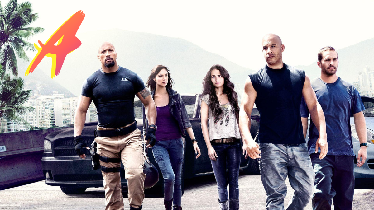 Grade A for Fast Five!