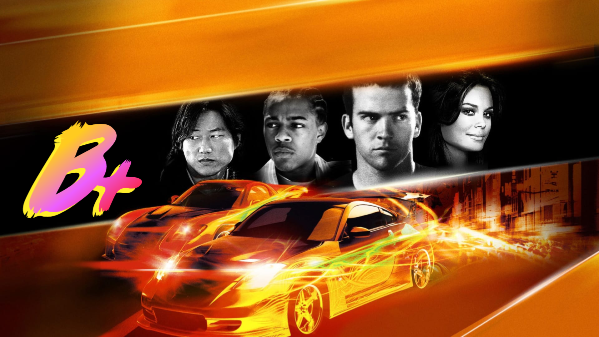 Tokyo Drift gets a refreshing B+ on the Fast & Furious scale of awesome!