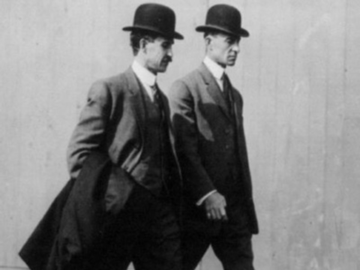The Wright Brothers: Orville and Wilbur