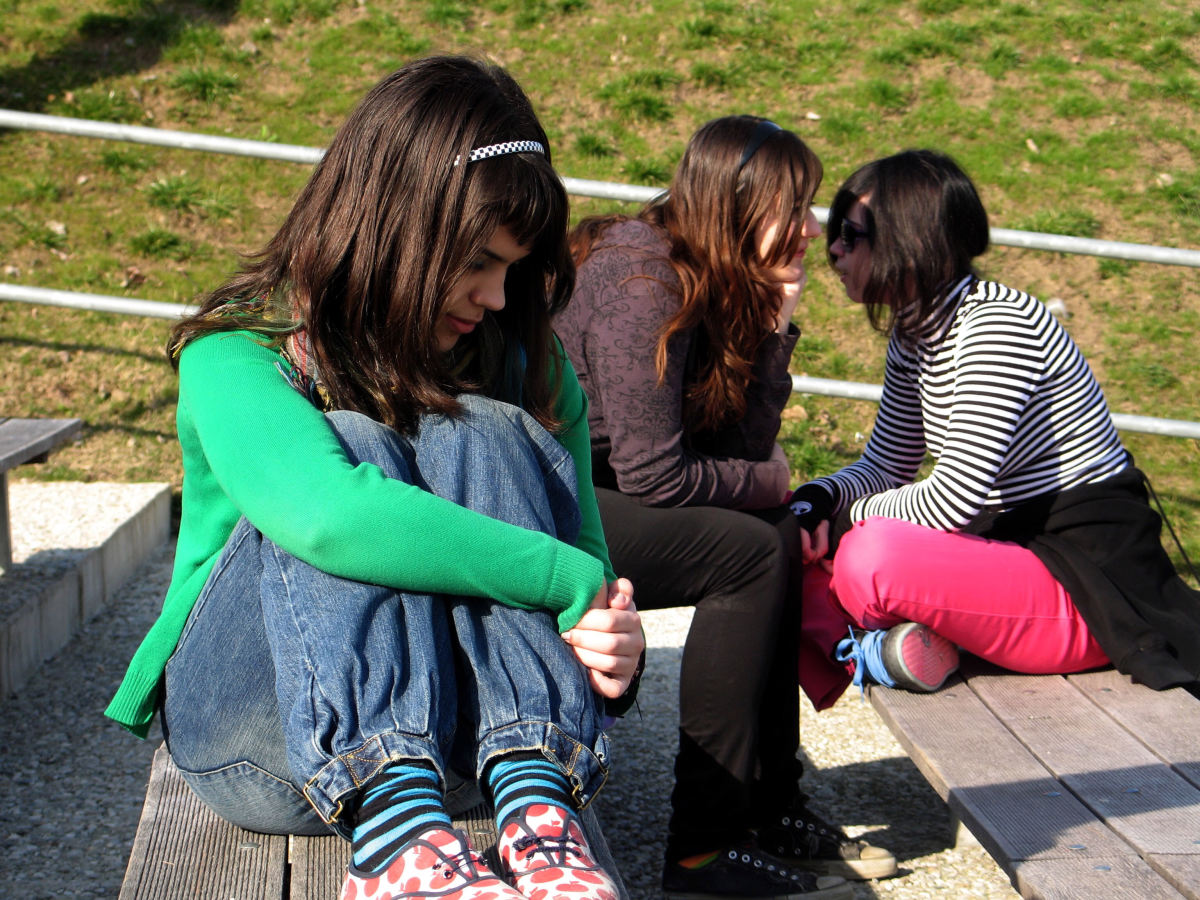 Introverted teens face more challenges & difficulties in high school than their extroverted peers. They can find the intense social interaction that's part of high school to be numbing, even unnerving. They're more comfortable in solitary activities.