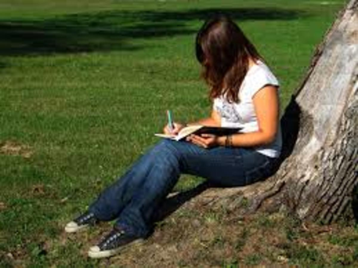 Studies have shown that introverted teens are less likely to indulge in delinquent, irresponsible, &/or other reckless behaviors than their extroverted counterparts. Introverted teens are okay; they know that there's LIFE beyond high school.