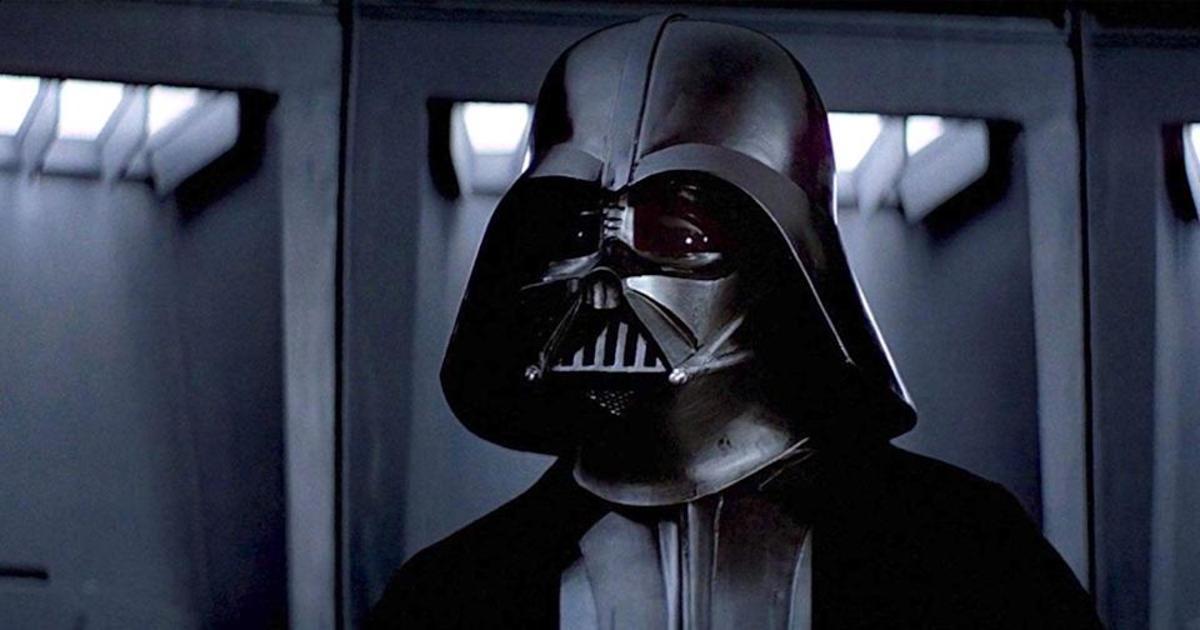 Darth Vader (portrayed by David Prowse) - Star Wars