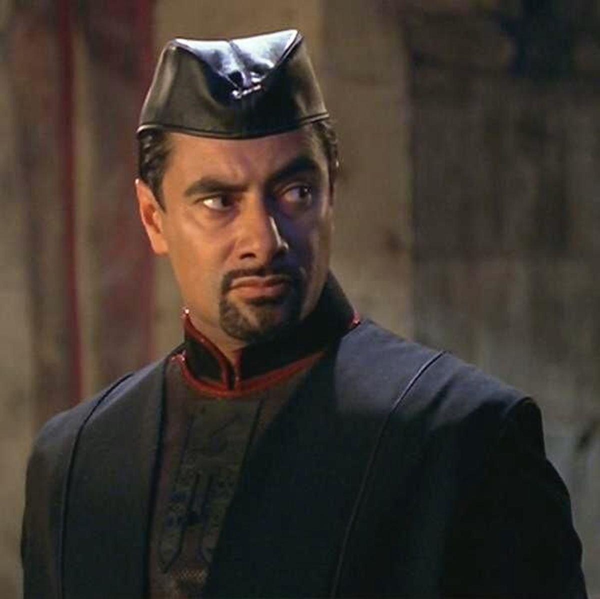 Bialar Crais (portrayed by Lani Tupu) - Farscape