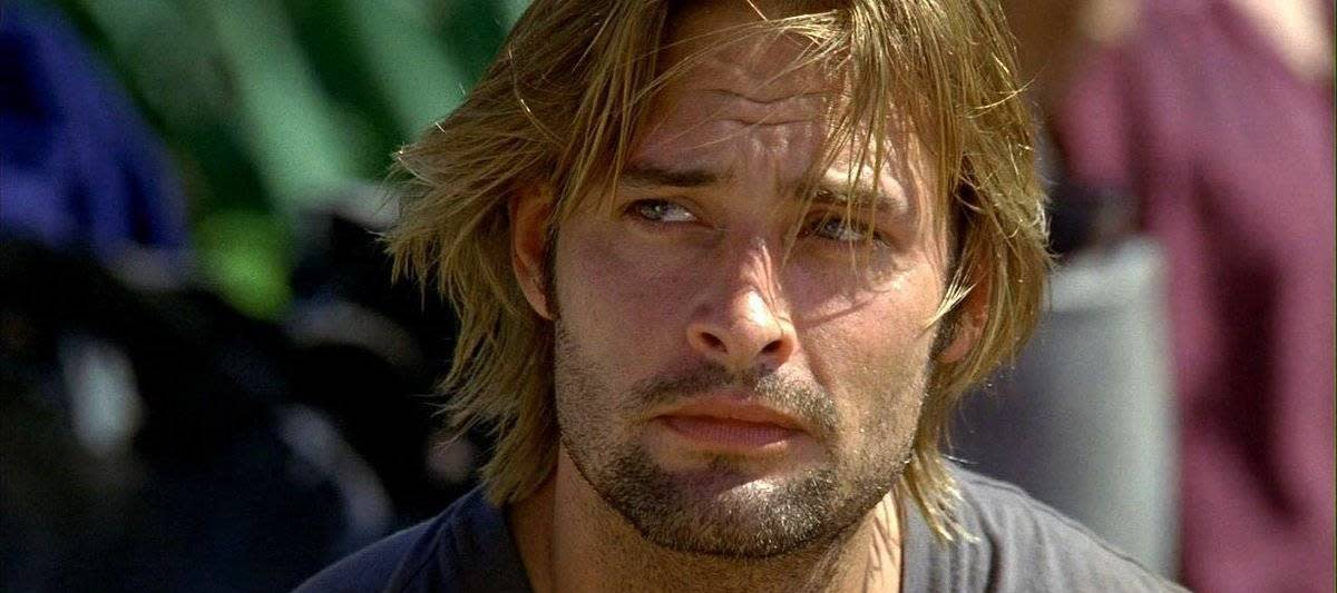 Sawyer (portrayed by Josh Holloway) - Lost