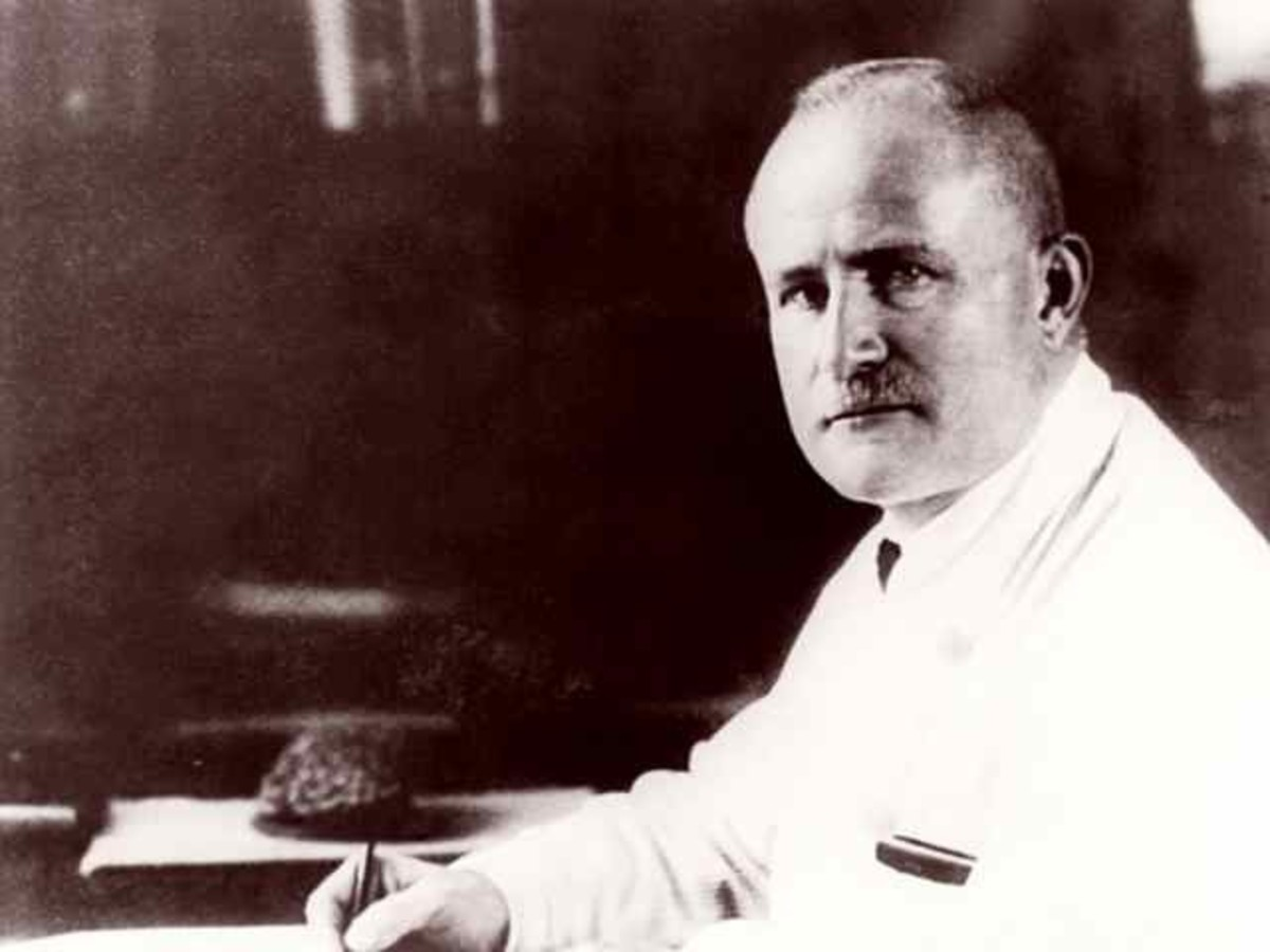 Hens Berger—inventor of electroencephalography (EEG)